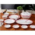 陶瓷餐具價格,公司禮品餐具,批發陶瓷餐具廠