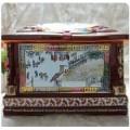 庭院式骨灰盒 基督教陶瓷骨灰盒