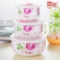 苏州陶瓷保鲜碗厂家,陶瓷礼品保鲜碗
