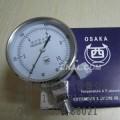 OSAKA日本西牌0-30KPA千帕表0-3000mmAq价