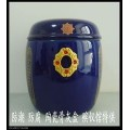 供應陶瓷骨灰罐,骨灰罐批發廠家,景德鎮骨灰罐價格