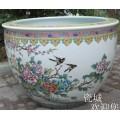 景德镇陶瓷大缸,寺庙摆设风水陶瓷大缸