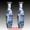 景德镇清明上河图陶瓷大花瓶