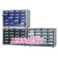 優質75抽左右開門樣品柜雜物存放柜零件配件區分柜不銹鋼儲存柜