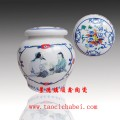 陶瓷茶叶罐定制厂家