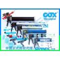 北京新上市藍色托架式 COX手動壓膠槍