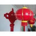 LED红灯笼,红灯笼厂家,喜庆大红灯笼,金边灯笼