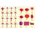 LED紅燈籠,LED燈籠,燈籠廠家,大紅燈籠,節慶燈籠