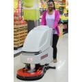 商场超市大理石地面保洁全自动洗地机