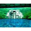 深圳360度全息幻影成像,3d全息立體投影,360度全息