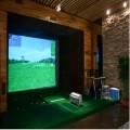 高尔夫模拟器 室内高尔夫模拟器