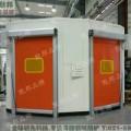供应默邦pvc电焊隔断门,pvc电焊防护门