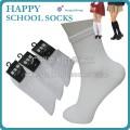 夏季薄款学生袜,网眼透气学生袜,白色校服袜,学生袜工厂