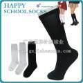 长统学生袜/纯棉及膝学生袜/学生校服袜工厂