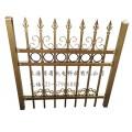 ,锌钢护栏,花园栅栏,小区护栏,博盾复古栅栏,