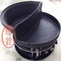 迷你涮烤锅 多功能烧烤盘 涮烤两吃 直径23cm 烧烤火锅