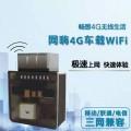 供應網嗨汽車GPS+4G車載wifi