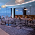 餐廳地毯訂做 阿克明斯豪華酒店餐廳地毯