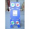 山东商场中央空调供暖专用可拆式板式换热器