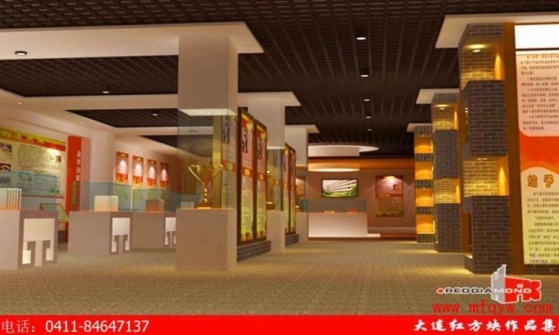 设计手法|博物馆布展方案       红方块将免费为您提供校史编撰服务