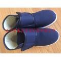 厂家直销防静电加厚PVC/PU底高邦棉鞋生产厂-鼎盛达