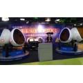 奇影幻境9DVR汇集颠峰科技之作,360°全景模拟动感体验仓