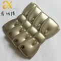 铝合金饰品电镀珍珠金 五金电镀厂电镀珍珠金 金属电镀金