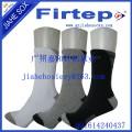 欧美运动男人袜子 男士纯棉袜 春秋季中厚中筒篮球袜