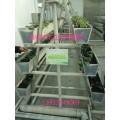 蔬菜无土种植槽 水培蔬菜槽 立体蔬菜槽