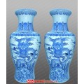 落地大花瓶1.2-2米花开富贵多款摆设