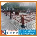 苏州公园景区道路隔离护栏/花式道路护栏/龙桥护栏专业订制