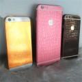 五金电镀加工iPhone6外壳加工表面处理真空镀IP色加工
