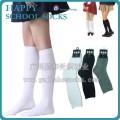纯棉学生袜日本 白色学生袜 学生校服袜双针