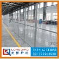 泰州工业设备铝合金隔离网 工业铝材配套防护网 龙桥厂家直销