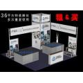 环保型展览布展 机械设备展览布展设计搭建
