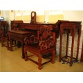 紅木家具廠 越南紅酸枝紅木 仿古客廳辦公沙發