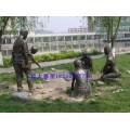 兒童游戲雕塑,校園雕塑,街道小品雕塑,人物雕塑