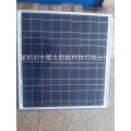 提供太陽能電池板,太陽能光伏板組件,18v50w