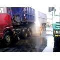 宜昌建筑工程水泥罐车工程车红外线感应全自动洗轮机HR-55