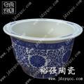 陶瓷花盆廠家 陶瓷廣告花盆 園林陶瓷花盆