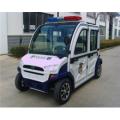 重庆4人座封闭电动巡逻车生产厂家销售