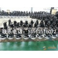 長期生產QJB鑄鐵材質潛水攪拌機,0.85/8,1.5/6