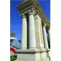 供应GRC柱 欧式水泥柱子 柱头 柱帽