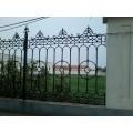 聊城定制铸铁围墙、铁艺栏杆、铸铁围栏、铸铁道路围栏