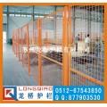 江苏企业区域隔离网 外企业专用 龙桥护栏专业生产工业隔离网