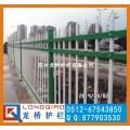 江苏围墙护栏厂家 江苏热镀锌围墙护栏 龙桥护栏专业制造