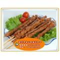 深圳华南小吃培训,我们有专业的无烟烧烤师傅。