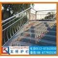 蘇州市政景觀橋梁護欄 河道兩側防護欄桿不銹鋼碳鋼復合管護欄