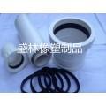 邢臺市盛林橡塑制品PVC排水管件密封圈 50-200