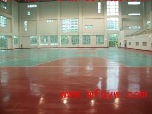硅PU球场跑道承接球场跑道工程篮球场足球场 羽毛球场地坪工程